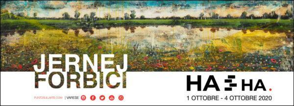 Forbici Jernej, Daisyworld VI, 2020, acrylic and oil on canvas, 96x276 cm