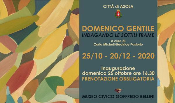 Domenico Gentile - Indagando le sottili trame